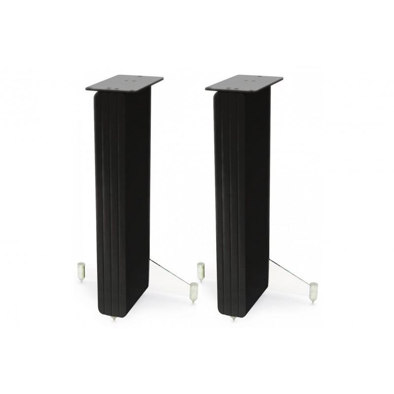 Q Acoustics Concept 20 Support Stands for Speakers black (A pair)