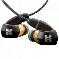 "HIFIMAN RE-2000 Intra-Auriculaires ""Audiophile"" Edition Or 24k"
