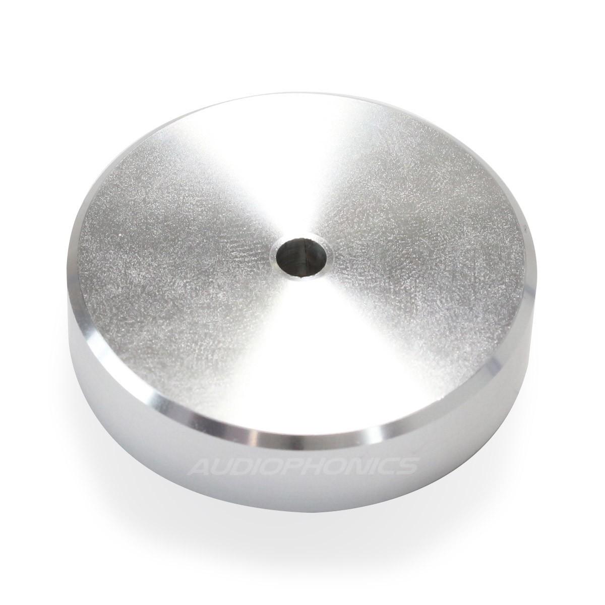 Aluminium damping feet 40x16mm (Unit)
