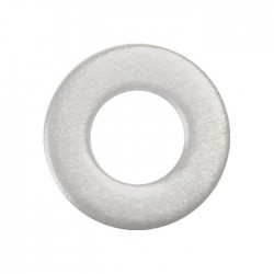 Stainless Steel Flat Washer M3 x 0.5mm (x10)