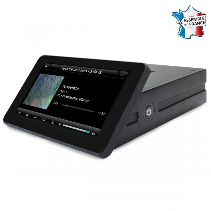 RaspTouch 502DAC - Streamer Digital / Analog PCM5122