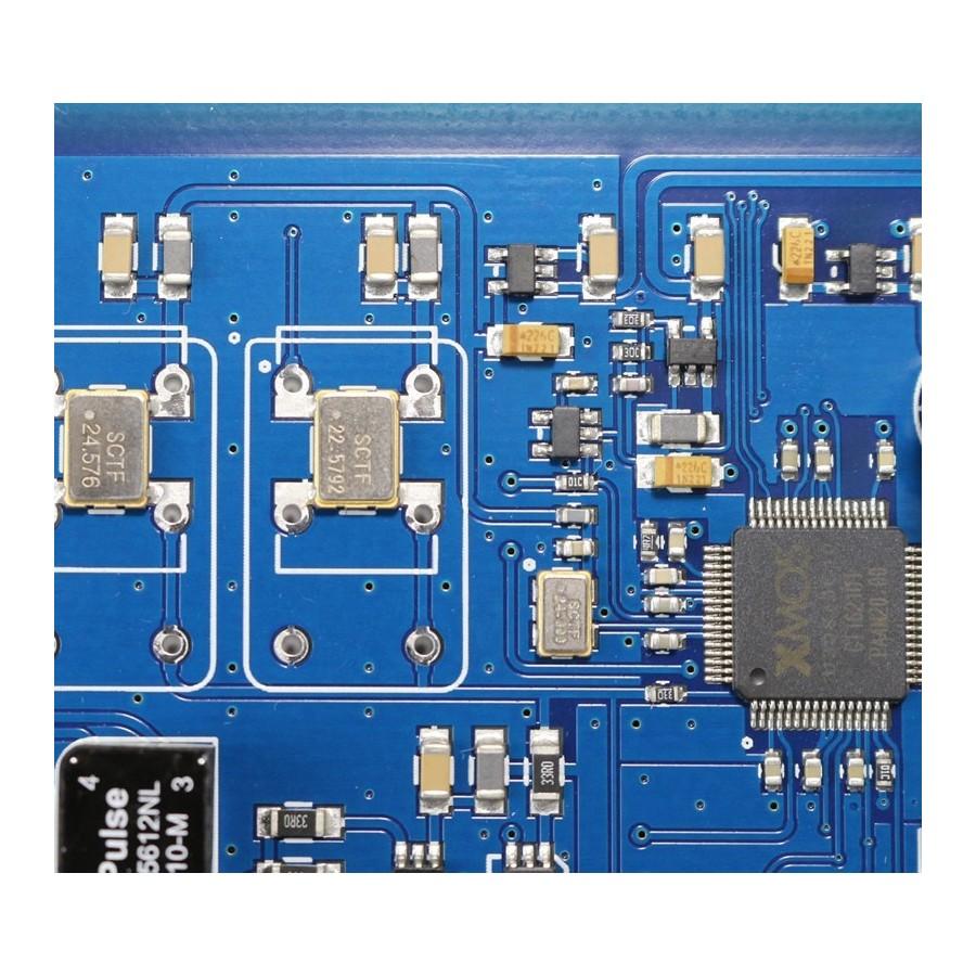 XMOS U208 USB receiver to SPDIF RCA TOSLINK I2S 32bit384kHz