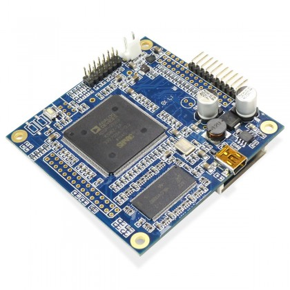 MiniDSP miniSHARC DSP Kit Processeur Audio 24/96bit 4x8 canaux