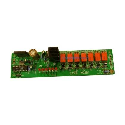 LITE 6CH - Module sélecteur de source 6 canaux