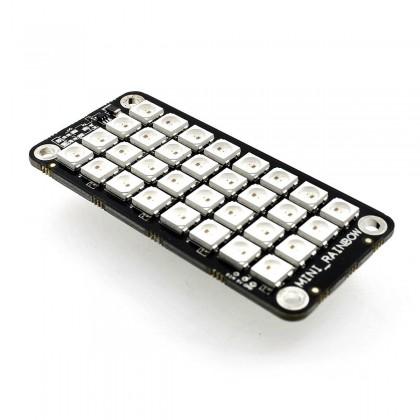 ALLO RAINBOW 32 Programmable 32 LED Display for Raspberry Pi