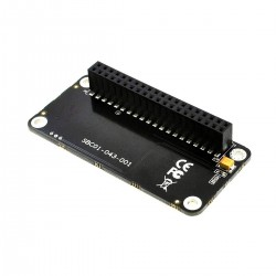 ALLO RAINBOW 32 Programmable 32 LED Display for Raspberry Pi