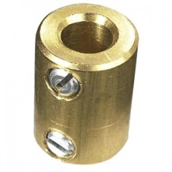 Raccord pour Axe de Potentiomètre Ø6mm