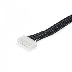 Câble JST XHP Femelle / Femelle avec 2 Connecteurs 6 Pôles (unité)