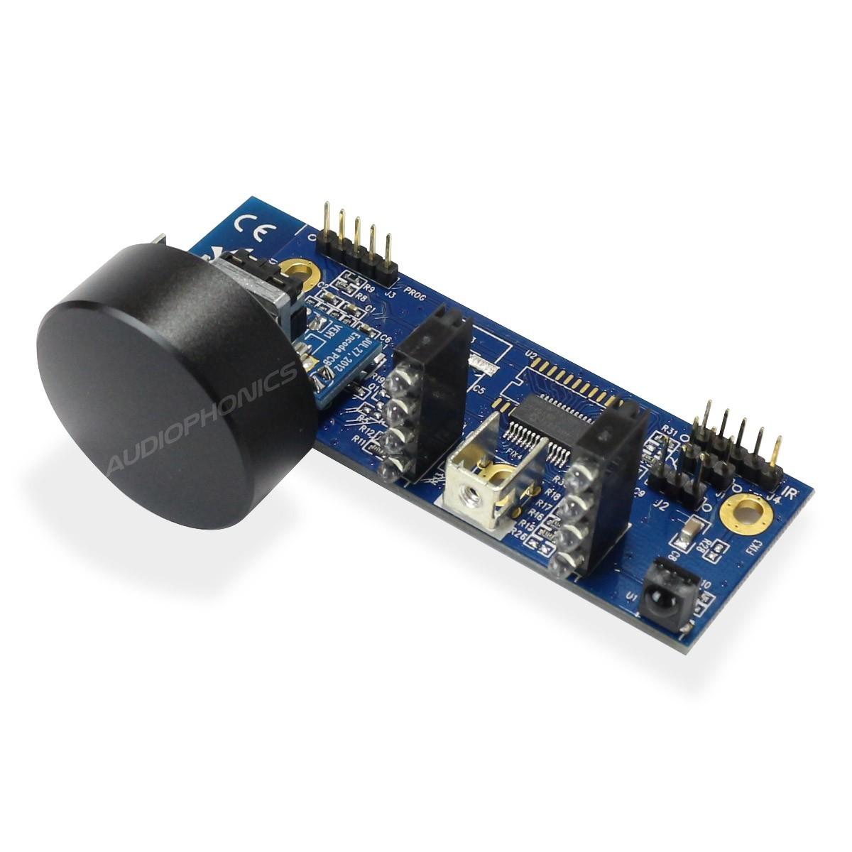 MiniDSP VOL-FP Module de contrôle pour 2x8/8x8 et miniSHARC