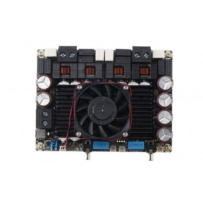 WONDOM AA-AB32274 Module Amplificateur Class D Stéréo 2x1200W
