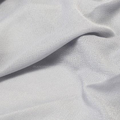 Tissu Acoustique haut parleurs (Blanc) 175x50cm