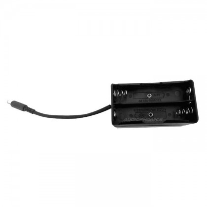 ALLO BATTERY PACK Module pour Batteries Lithium x4 LIFEPO 18650 6.4V