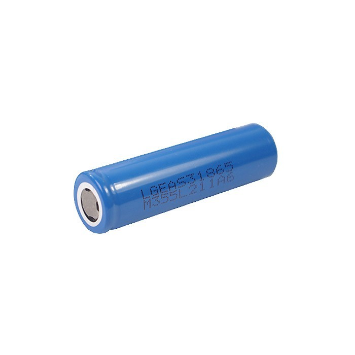 LG ELECTRONICS ICR 18650 S3 Batterie Lithium-Ion 18650 3.7V 2200mAh Rechargeable