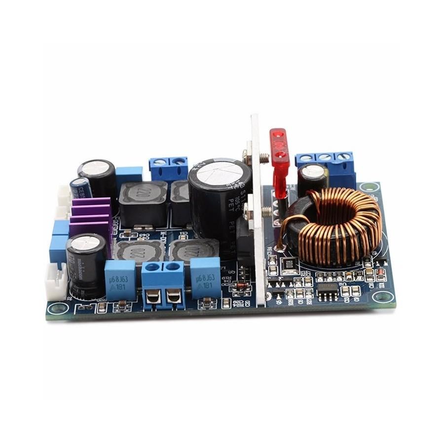 Fx Audio M Diy Car50 Tpa3116d2 Module Amplifier 2 0 Class D 2x25w