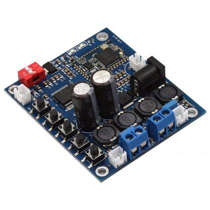 FX-AUDIO Module Amplificateur Class D TDA7492P Bluetooth 2x25W