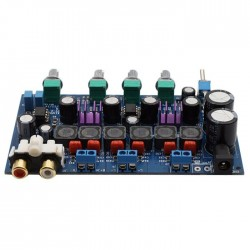 FX-AUDIO TPA3116D2 Class D Amplifier Module 2.1 2x50W + 100W