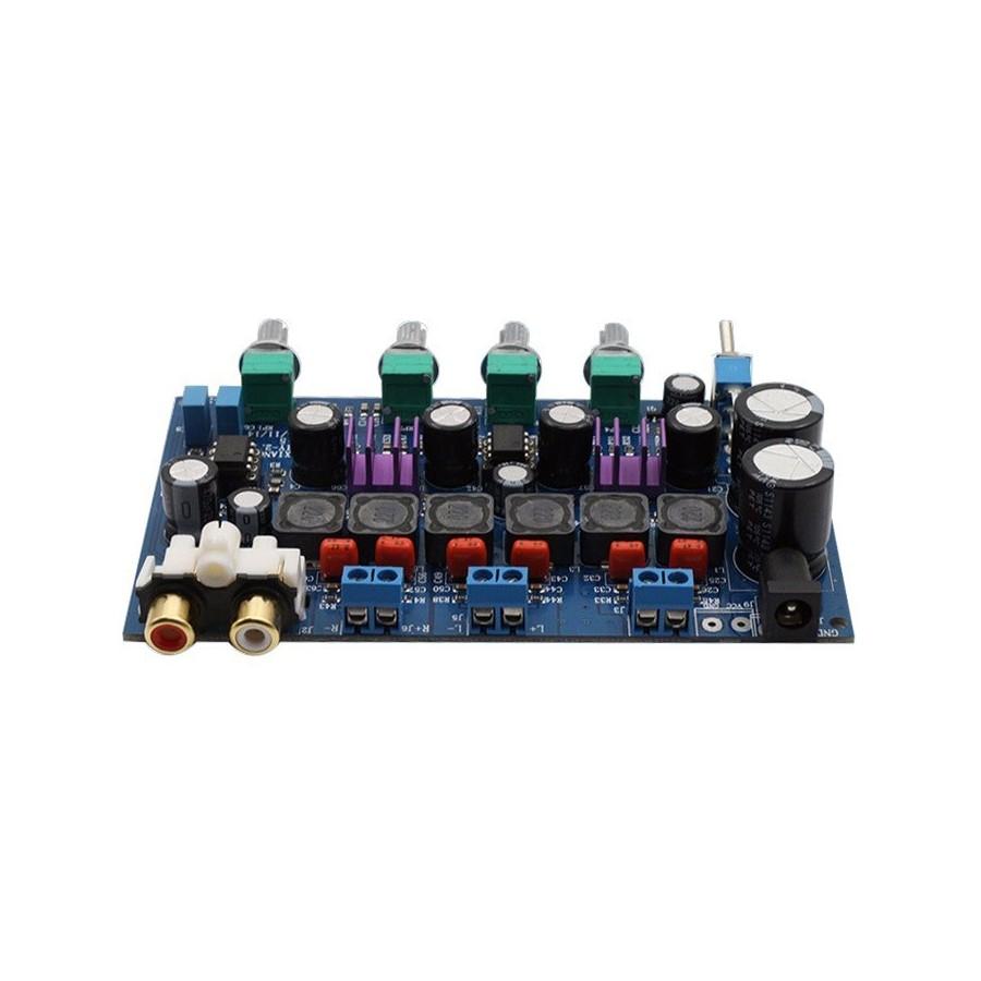 Fx Audio M Diy 21 2x Tpa3116d2 Class D Amplifier Module 2x50w Modular Preamplifier 100w