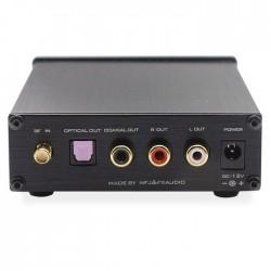 FX-AUDIO BL-MUSE-02 Récepteur Bluetooth 4.0 aptX CSR8670 Noir