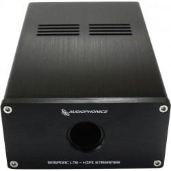 Boitier Aluminium pour SBC SPARKY / HDMI LVDS I2S pour lecteur réseau audio