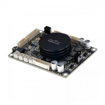 WONDOM JAB3-100 Class D Mono Amplifier with DSP Module 1x100W