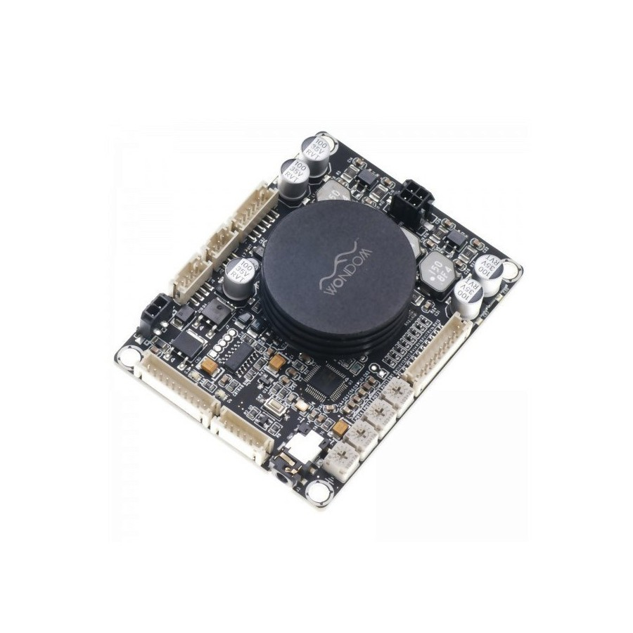 Wondom Aa Ja31181 Jab 3 100 Class D Mono Amplifier Module With Dsp Classd Electronics Forum Circuits Projects And Jab3 1x100w