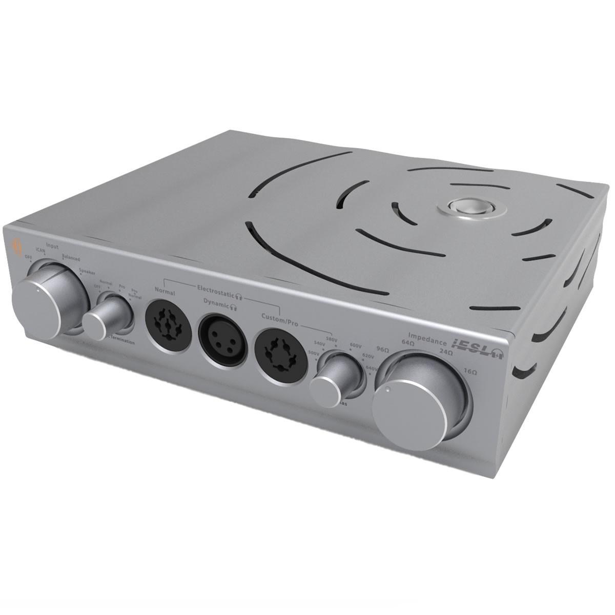 iFi Audio pro-iESL Amplificateur transfomateur pour Casques Electrostatique