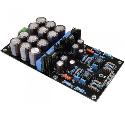 Stereo low noise Vinyl MM preamplifier AOP OPA2111KP