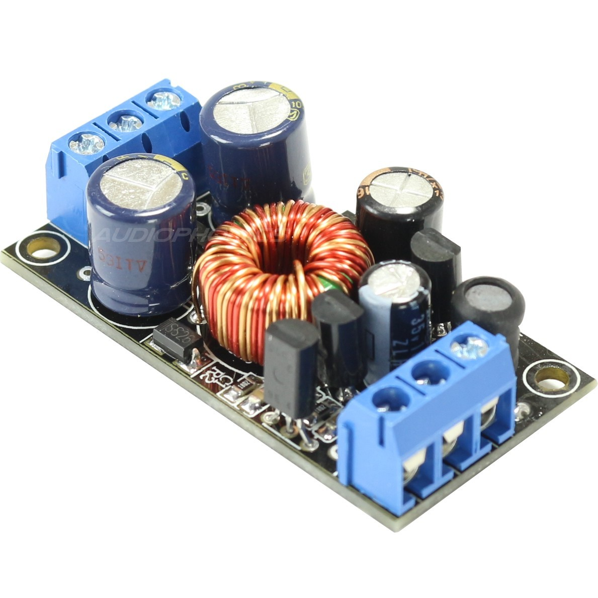 Dc Converter Audiophonics Circuit Power Additionally 48v To 12v In Convertor Module Ac Supply