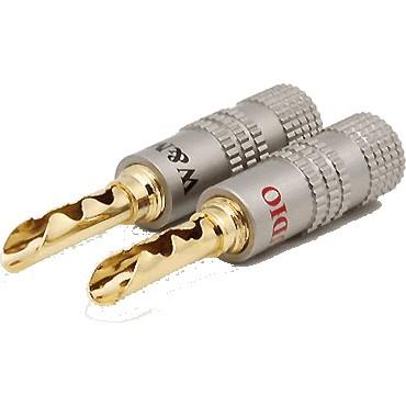 WM-Audio BS-516 Fiches Banane BFA Ø 5mm (La paire)
