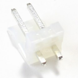 Connector JST XHP Female 2 channels 2.54mm (XHP-2) unit