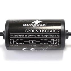 Transformateur audio d'isolation Boucle de masse