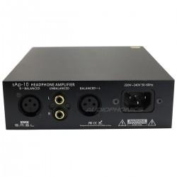 SMSL sAp-10 Amplificateur casque symétrique 660mW 32 Ohm Noir