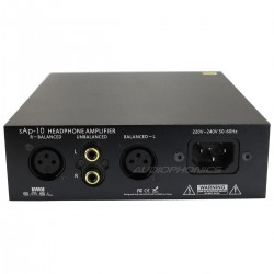 SMSL sAp-10 Balanced Headphone Amplifier 660W 32 Ohm Black