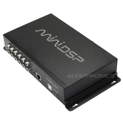 MiniDSP C-DSP 8x12 Audio Processor USB 28/56bit 8 to 12 channels