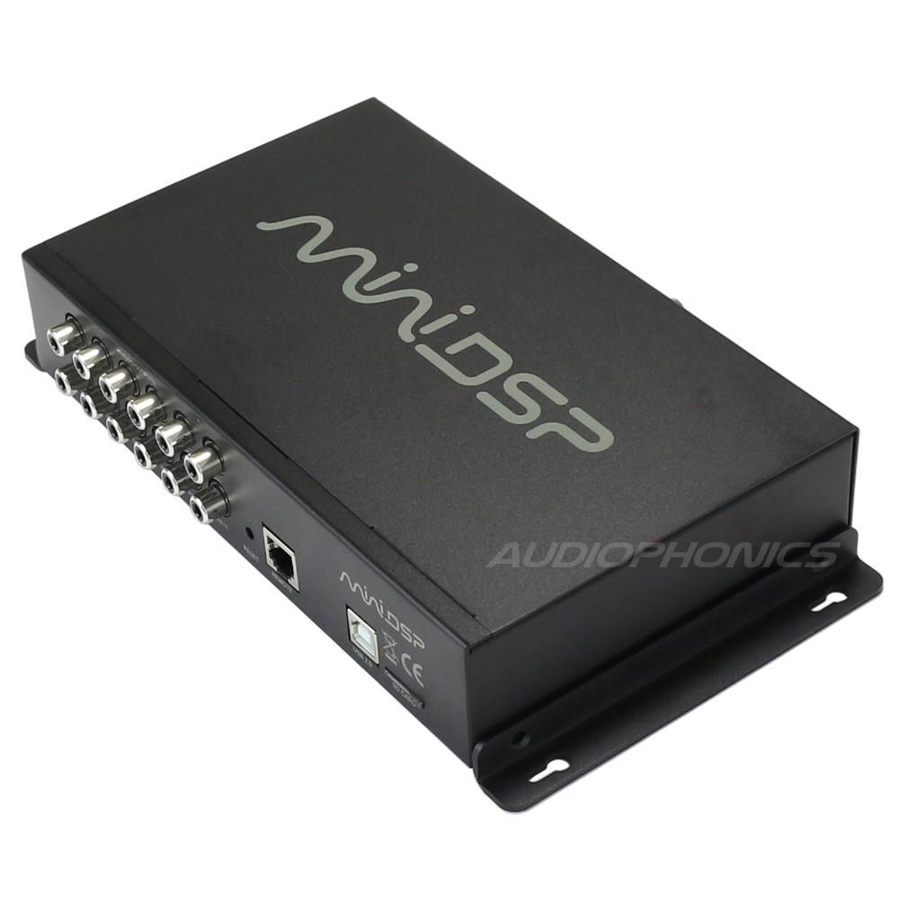 MiniDSP C-DSP 8x12 Audio Processor USB 28/56bit 8 to 12 channels