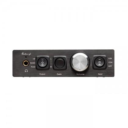 AUDIO-GD R2R 11 DAC / Preamp / Headphone DSD 32bit / 384kHz Amanero