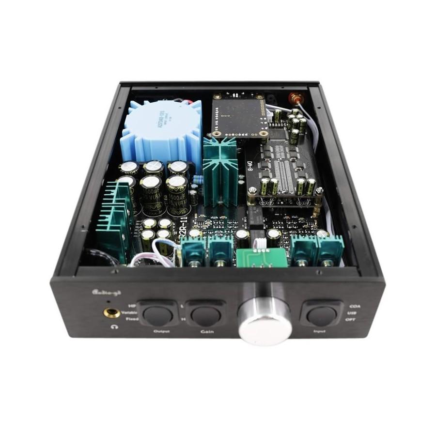 AUDIO-GD R2R 11 2019 DAC / Preamp / Headphone Ampli DSD 32bit