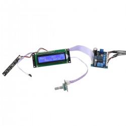 FX-AUDIO PT2313 Module contrôle de volume / Tonalité, Sélecteur de source, Télécommande