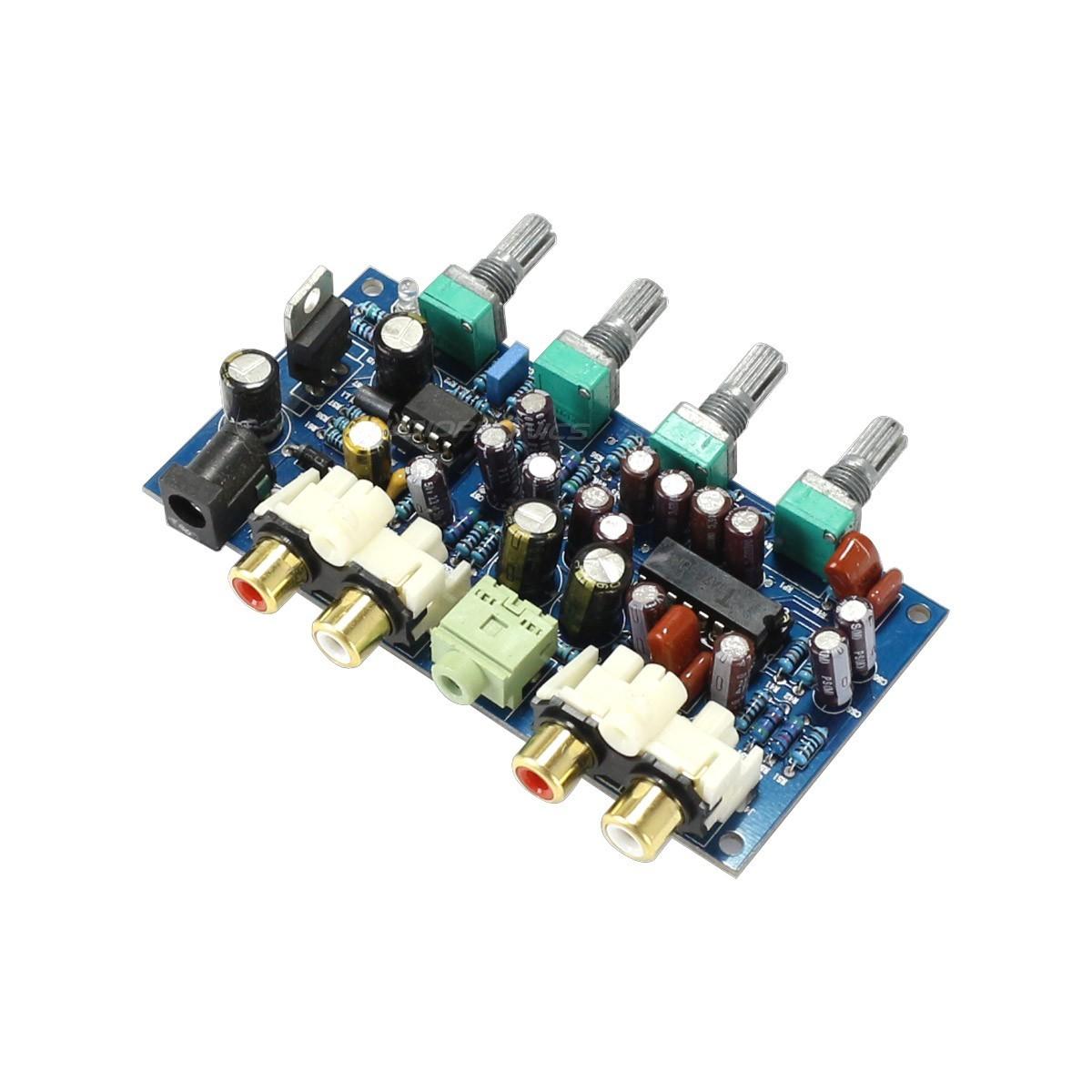 FX-AUDIO M-DIY Module DIY TA7630 Amplificateur Casque Stéreo