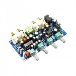 FX-AUDIO M-DIY TA7630 Stereo Headphone Amplifier DIY module board