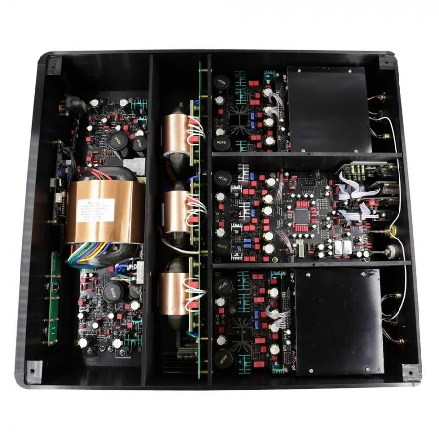 Audio Gd R2r 7 He Ladder Dac Balanced Acss 32bit 384khz Amanero I2s R 2r Circuit Diagram Hdmi