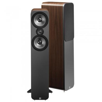 Q acoustics 3050 Bookshelf Speakers Noyer (pair)