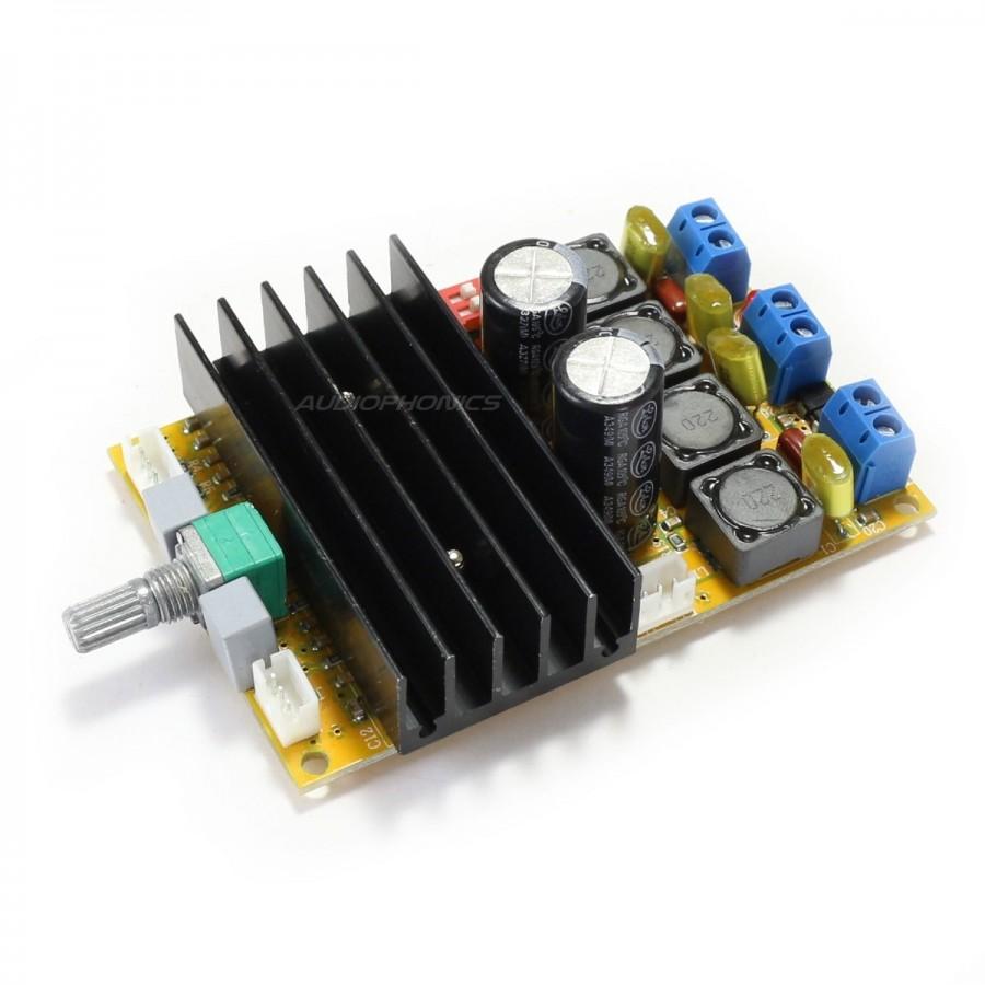 FX AUDIO M-DIY-MINI7498 Class D Amplifier Module TDA7498 2x100W 8 ...