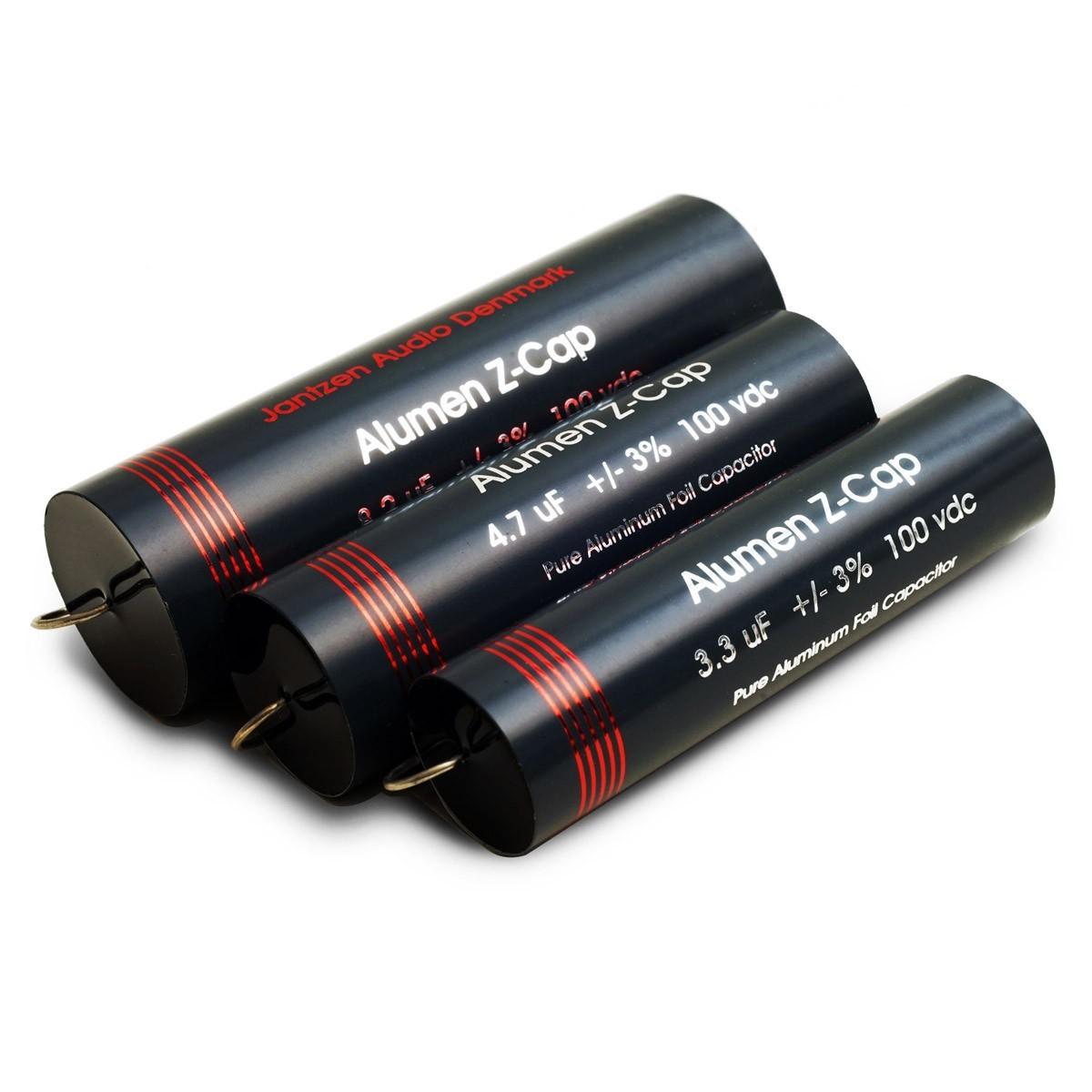 JANTZEN AUDIO ALUMEN Z-Cap Capacitor 100VDC 1µF