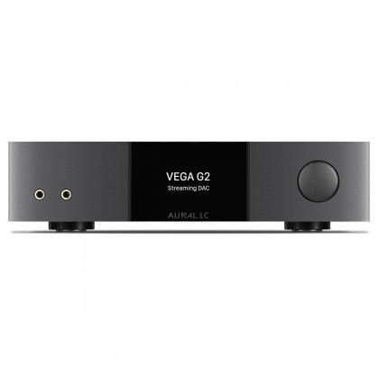 AURALiC Vega G2 Lecteur Réseau & DAC 32bit / 384kHz DSD512 Module Sortie Class A