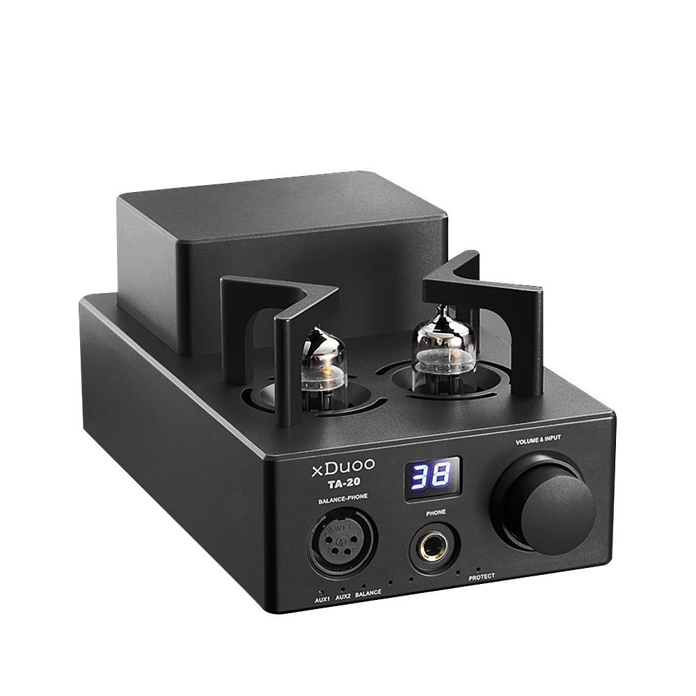 xDuoo TA-20 Amplificateur Casque Symétrique XLR Tube Hybride classe A