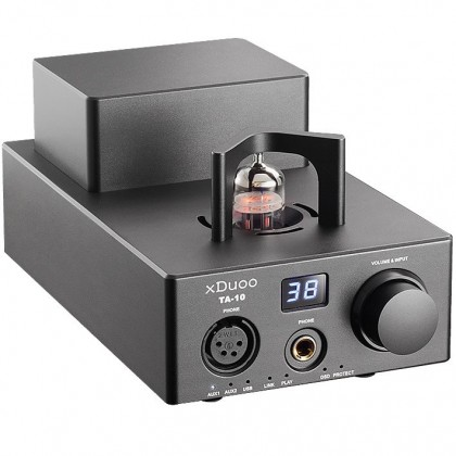 xDuoo TA-10 USB Tube Headphone Amplifier class A Hybrid