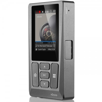 xDuoo X10T DAP DSD AES EBU 24bit 192Khz WM8805