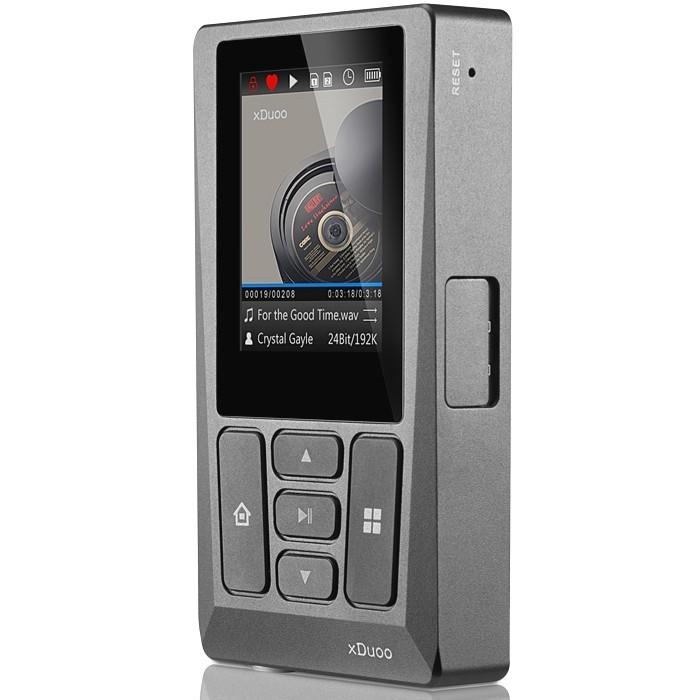 XDUOO X10T Transport numérique Hifi DSD AES EBU 24bit 192Khz WM8805