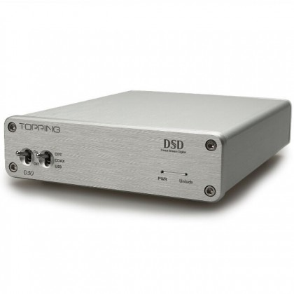 TOPPING D30 DAC USB 24bit 192kHz DSD 128 XMOS